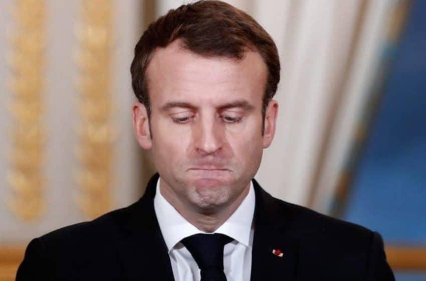 ماكرون يتمنى أن يهدأ التوتر الدبلوماسي مع الجزائر