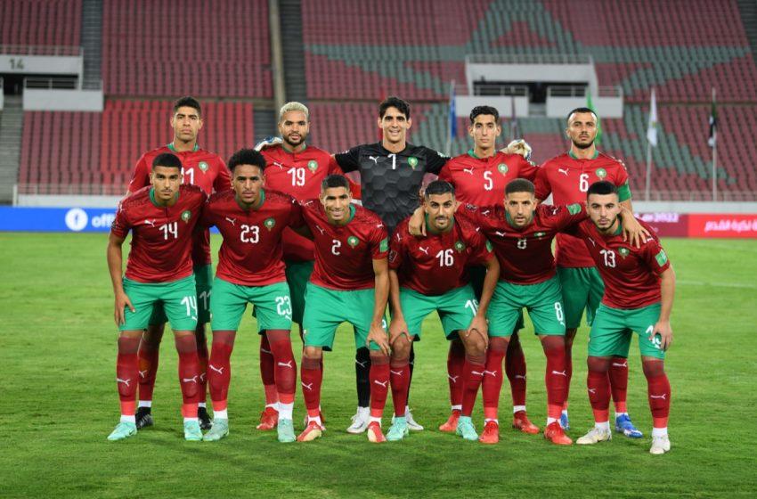 المنتخب الوطني المغربي يفوز على نظيره لغينيا بيساو (3-0)