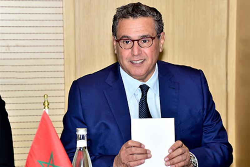 انعقاد مجلس الحكومة برئاسة السيد عزيز أخنوش