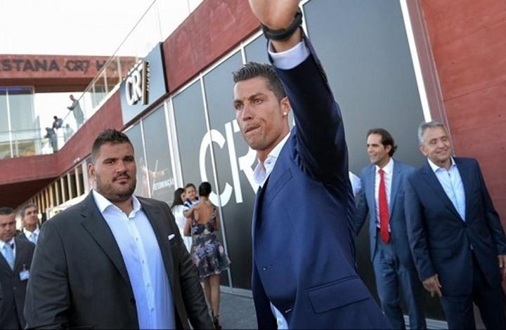 كريستيانو رونالدو سيتوجه إلى المغرب لافتتاح فندق فخم