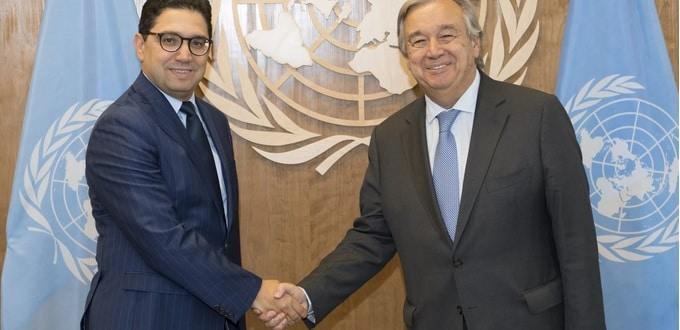 """الأمم المتحدة: مبادرة الحكم الذاتي،""""الخيار الأكثر مصداقية"""" للصحراء المغربية"""