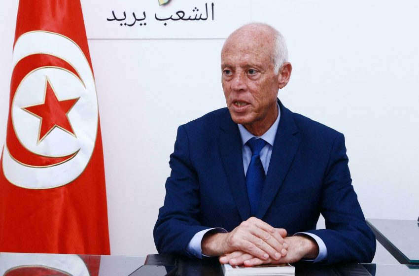 قيس سعيد: سيتم الاعلان عن الحكومة التونسية الجديدة في الساعات القادمة