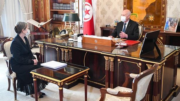 إعلان الحكومة التونسية الجديدة
