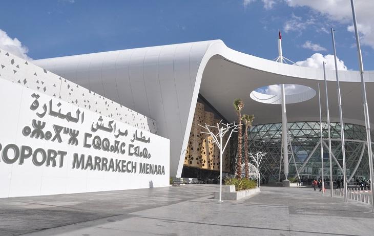 اختيار مطار مراكش المنارة سابع أفضل مطار بالعالم سنة 2021