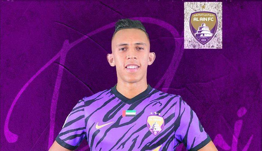 رحيمي أفضل لاعب في الدوري الإماراتي لشهر شتنبر