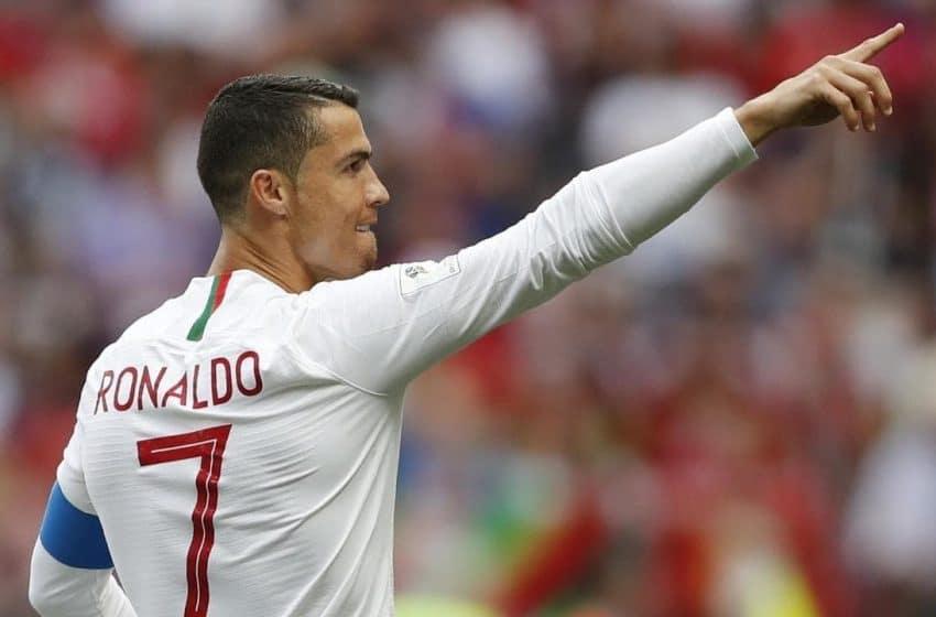قطر تسقط أمام البرتغال بثلاثية ورونالدو يحطم رقماً جديداً
