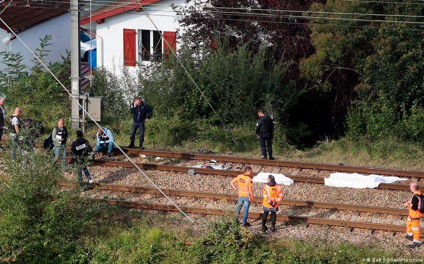 قطار يدهس مهاجرين جزائريين في جنوب فرنسا