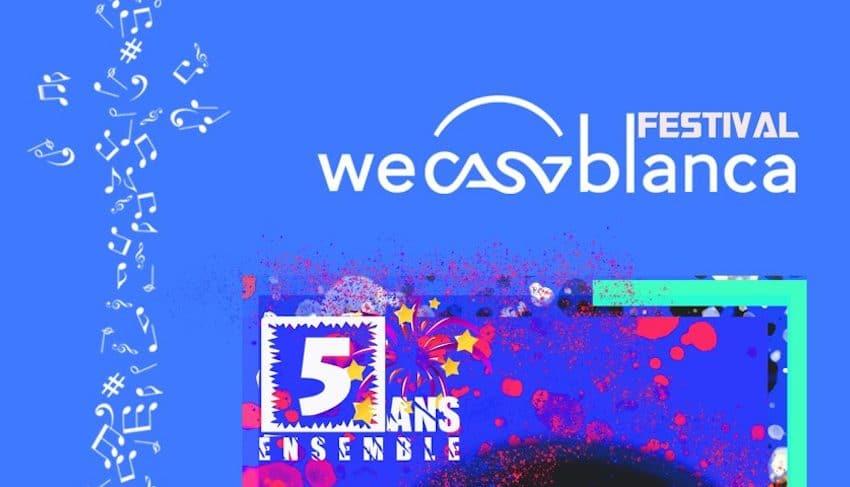 """مهرجان """"Wecasablanca"""" يفتتح الموسم الثقافي بالدار البيضاء على إيقاعات التراث الموسيقي المغربي"""